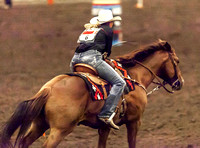 Barrel Racing Second Go KHSRA State Finals 2017-2018