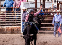 Jr High School Bull Riding 17-18 Canton Saturday