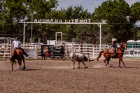 Jr High School Team Roping 17-18 Canton Saturday